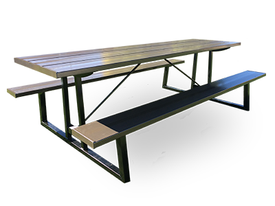 Metal Picnic Table Manufacturers Quality Site Furniture - Picnic table manufacturers
