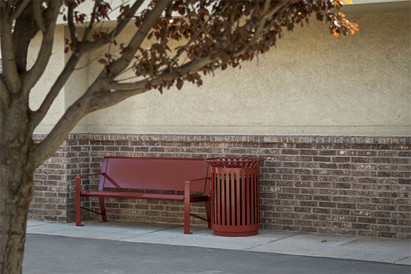 Custom Site Furnishings For Commercial Use
