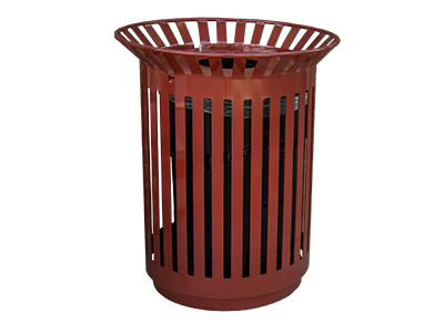 UT Outdoor Trash Receptacles