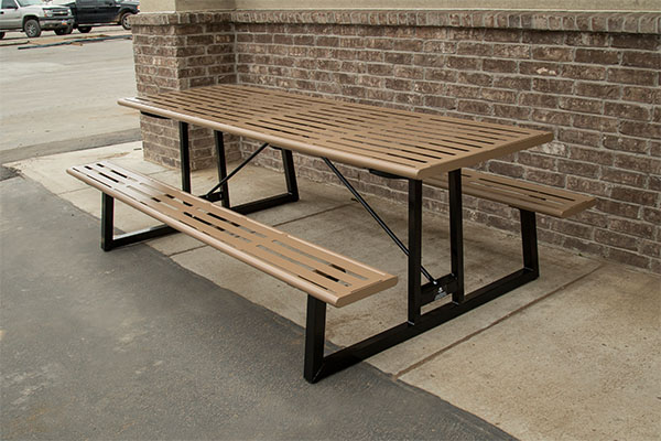 Chicago Picnic Table