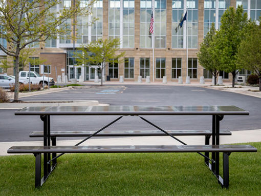 Steel Picnic Tables