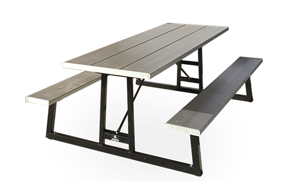 Anodized Aluminum Picnic Tables