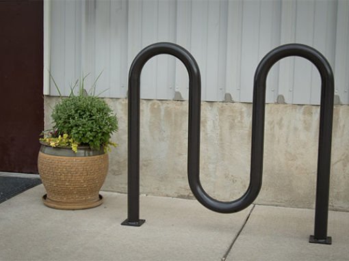 Modern Bike Racks In Utah