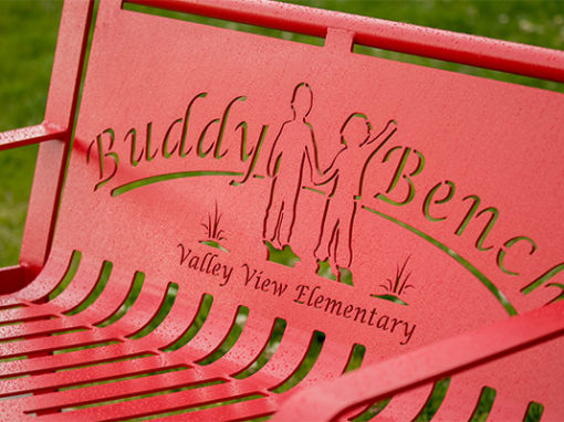 Utah County Buddy Benches