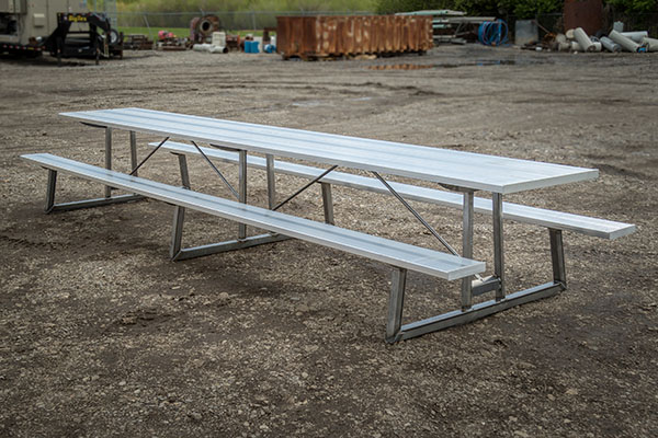 anodized picnic table options