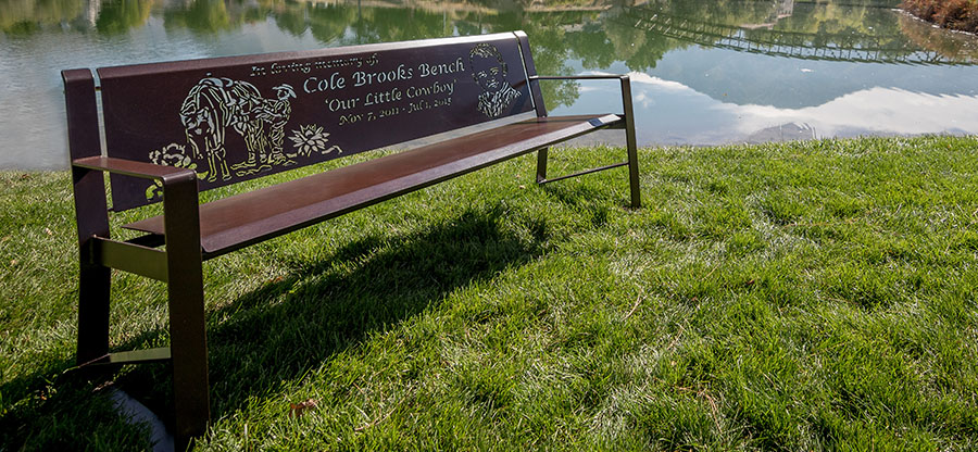 Superb Garden Memorial Benches Quality Site Furniture Short Links Chair Design For Home Short Linksinfo