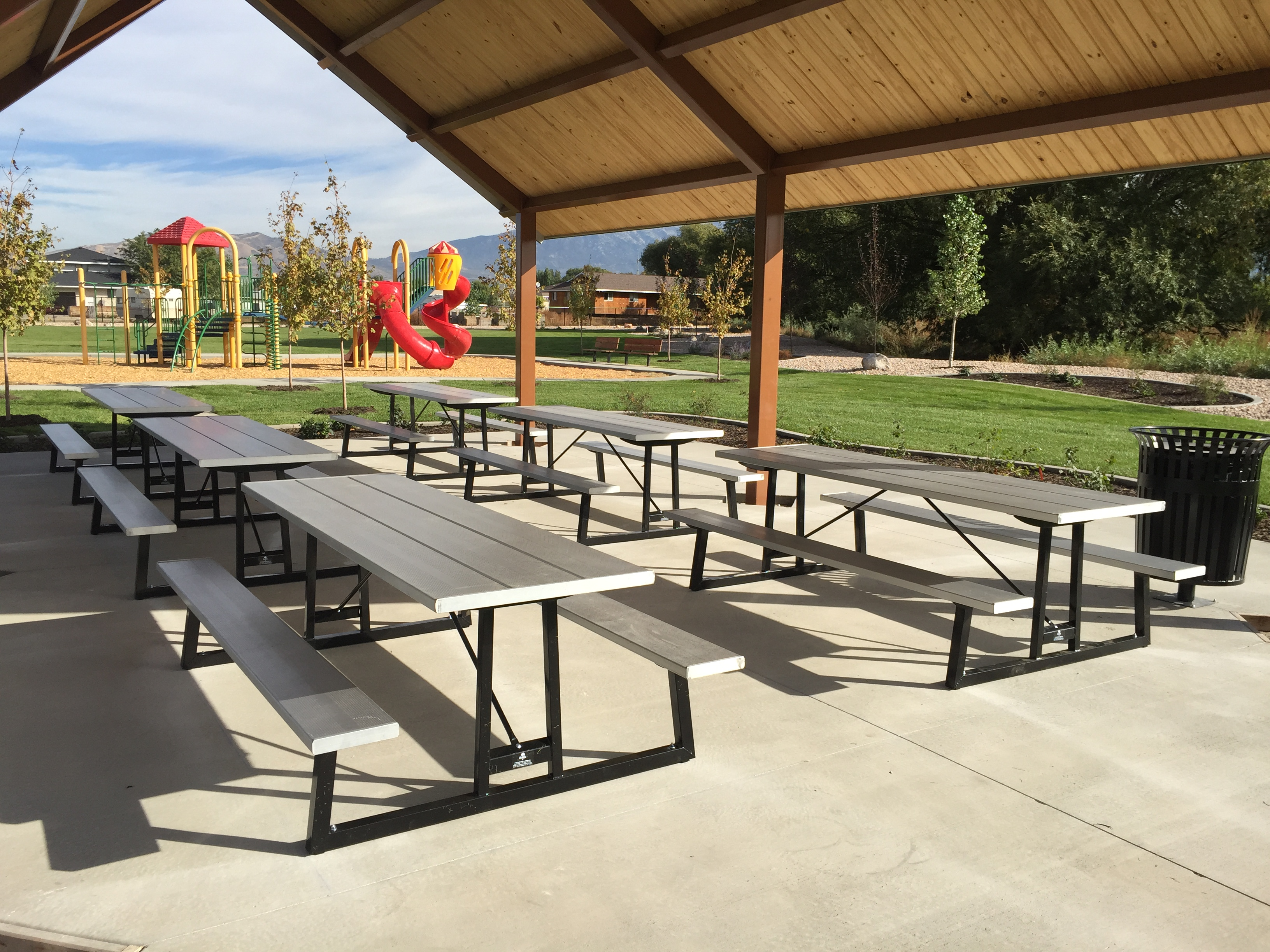 Commercial Picnic Tables Quality Site Furniture